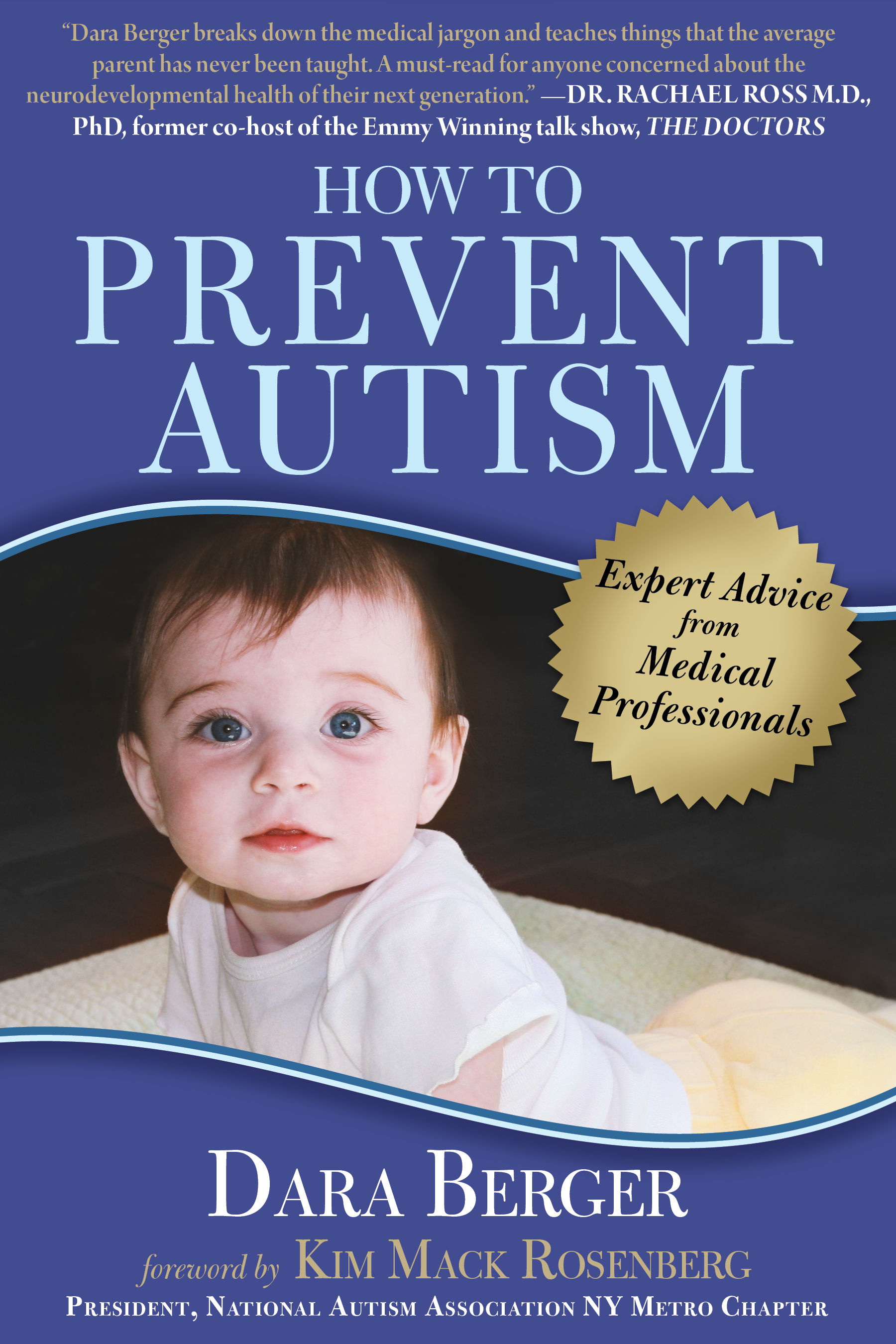 Special Events with Dara Berger author of How to Prevent Autism