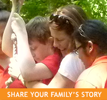 Share Your Family's Story
